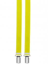 Kinder Hosenträger Neon Farben mit 4 Clips