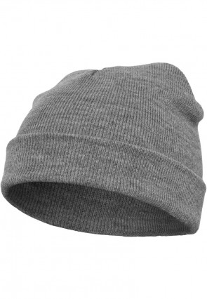 Original Flexfit - Heavyweight Beanie - Heather Grey