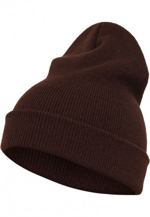 Original Flexfit - Heavyweight Long Beanie - Braun