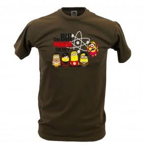 The Big Minion Theory - T-Shirt