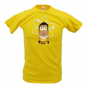 TBBT - T-Shirt - Raj Parody