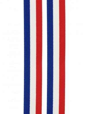 Hochwertige Hosenträger in  France Design mit 4 Clips