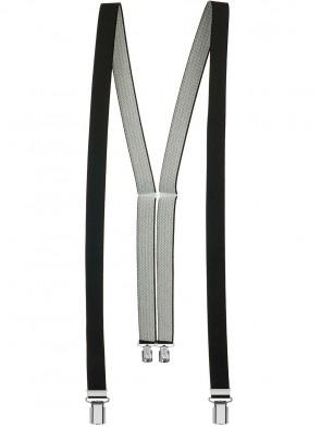 Hosenträger Uni & Neon Farben - 25mm Breit