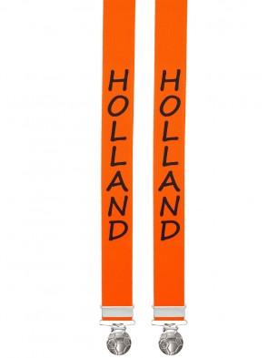 Hosenträger Länder / WM mit 3 stabile Fußball Clips-Holland