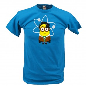 TBBT - T-Shirt - Leonard Parody