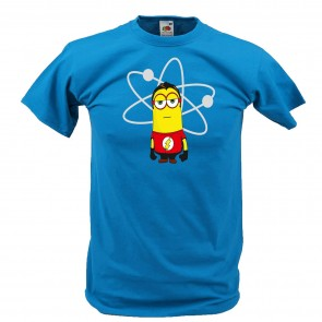 TBBT - T-Shirt - Sheldon Parody