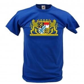 Freistaat Bayern Wappen T-Shirt