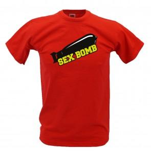 Sex Bomb Design T-Shirt