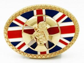 England / Bike Schnalle für Wechselgürtel