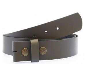 Wechselgürtel aus 100% Echt Leder - 4cm Breit - 10 Farben Verfügbar